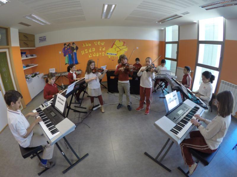 Música Colegio Cedes